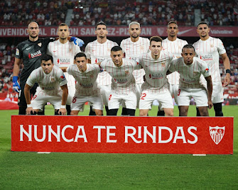 Sevilla FC Temporada 2021-2022