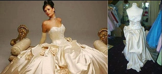 Angry Brides Reveal Ugly Copies Of