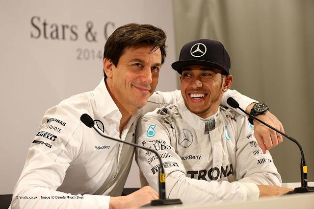 Mercedes consulta Lewis Hamilton para decidir se mantém Valtteri Bottas na equipe em 2020