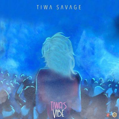 Download Mp3   Tiwa Savage - Tiwa's Vibe