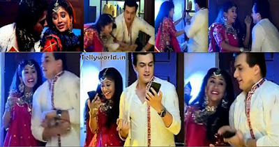 """Naira-Kartik Run Away from Kidnappers ""Yeh Rishta Kya Kehlata Hai Spoiler Video Written Update"