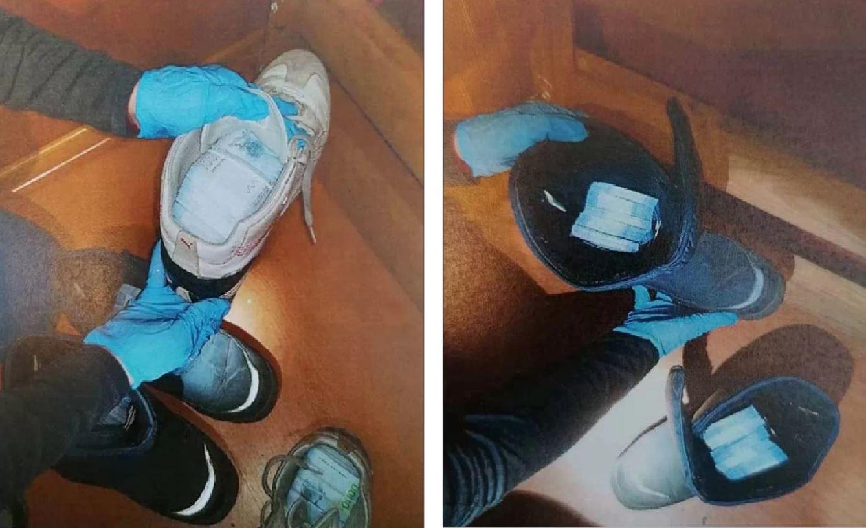 Pericia aclara el caso de las zapatillas con raspe