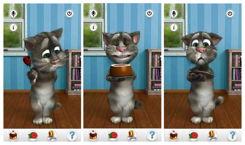 talking tom cat free nokia c6