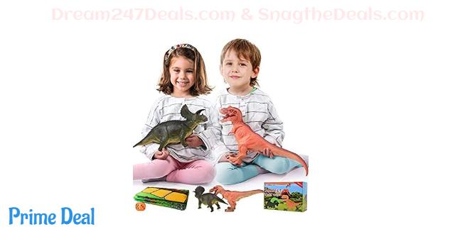 50% OFF  TriMagic Big Dinosaur Toys