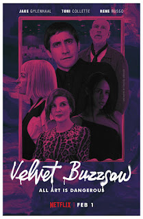 Velvet Buzzsaw Reviews