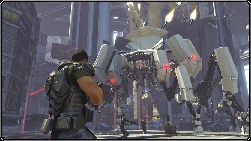 Binary Domain System Requirements   pc-android games system