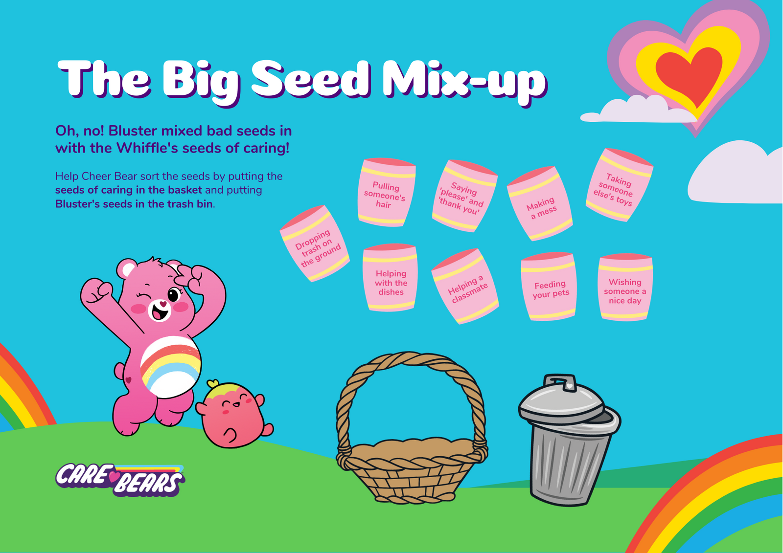 Canva For Education Announces An Exclusive Care Bears
