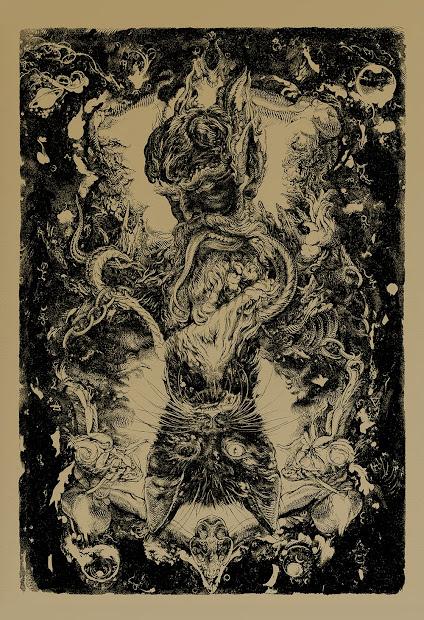 Rock Poster Frame Vania Zouravliov