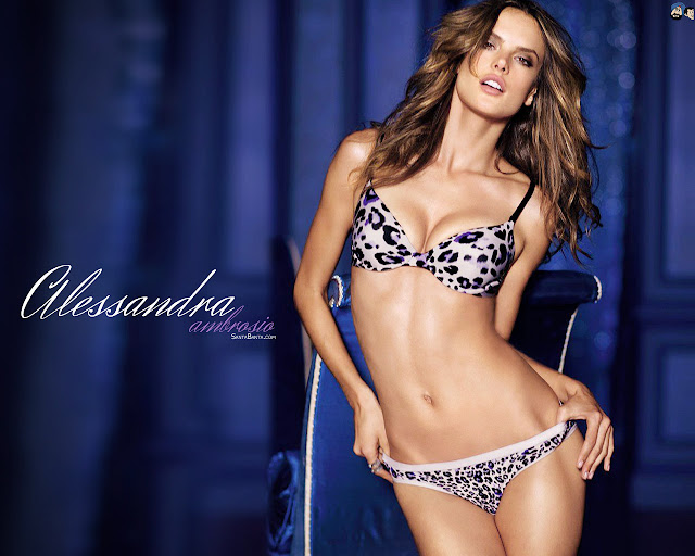 Alessandra Ambrosio Wallpapers