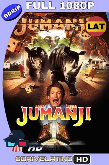 Jumanji (1995) BDRip 1080p Latino-Ingles MKV