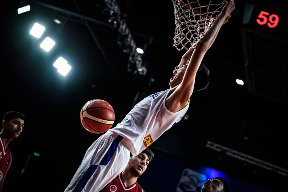 4b7ebca94f59 Batang Gilas makes FIBA U19 WC return with win over Bahrain