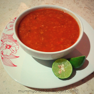 Quick And Easy Mexican Sopa De Pasta Recipe - Classic Pasta Soup