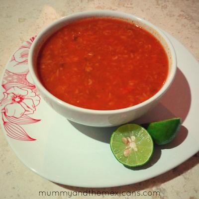Quick And Easy Mexican Sopa De Pasta Recipe - Classic Pasta Soup
