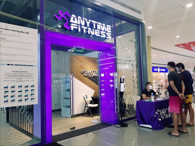 Anytime Fitness at SM City San Jose Del Monte Bulacan