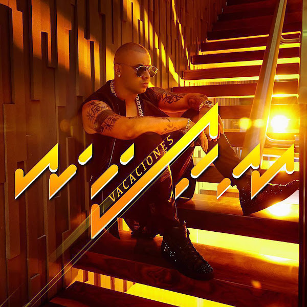 Wisin - Vacaciones - Single Cover