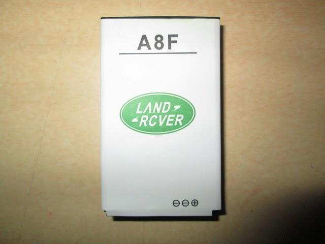 baterai hape outdoor Landrover A8F