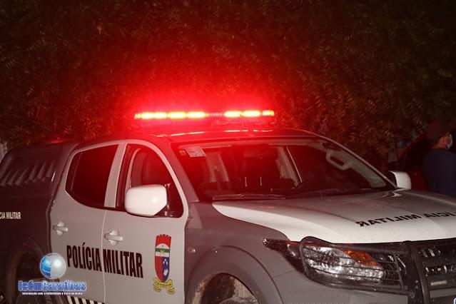 Dupla acusada de assaltar mercadinho é presa após troca de tiros com a polícia no RN
