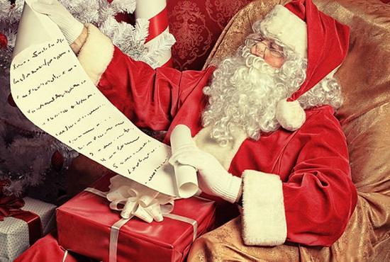 Immagini Babbo Natale Con Frasi.Citazioni Babbo Natale Disegni Di Natale 2019