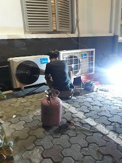 Service AC Di Banguntapan