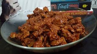 sambal tumis daging
