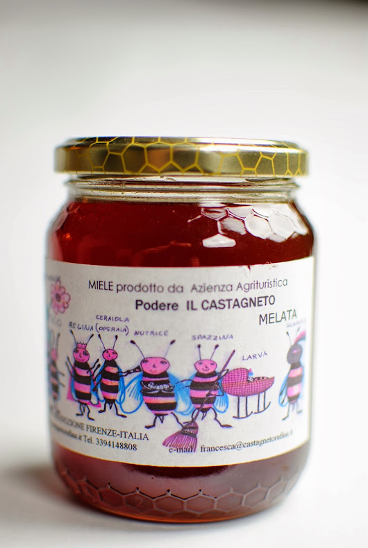 Cooking Curiously.: The Coolest Honey