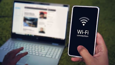 Cara Mengakses WiFi ID Gratis