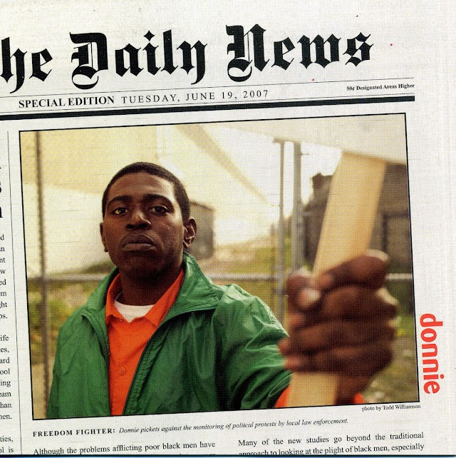 """Listen to """"Daily News"""" album by Donnie on Bandcamp"""