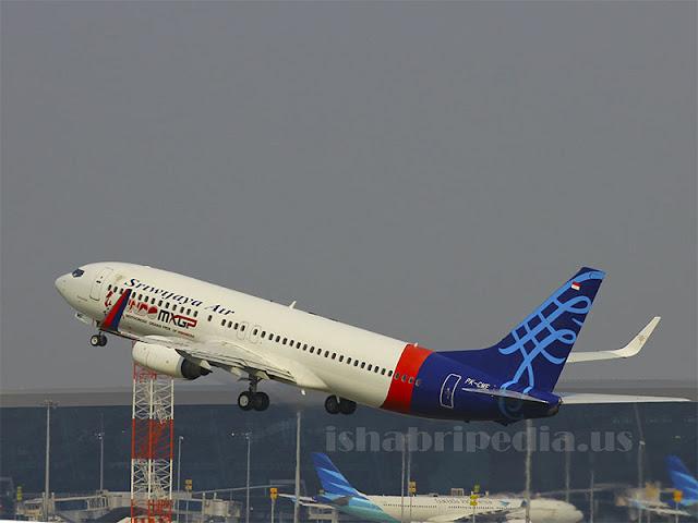5 Daftar Jadwal Pesawat yang Melayani Penerbangan Medan Jakarta-sriwijaya
