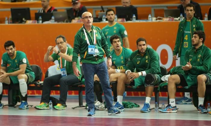 Jordi Ribera Brasil Handball