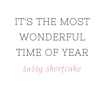 Sassy Shortcake Holiday Fun