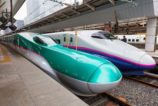 'Supreme' the fastest bullet train launched in Japan
