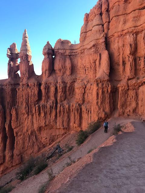 Bryce Canyon National Park- Bryce Traverse Trail