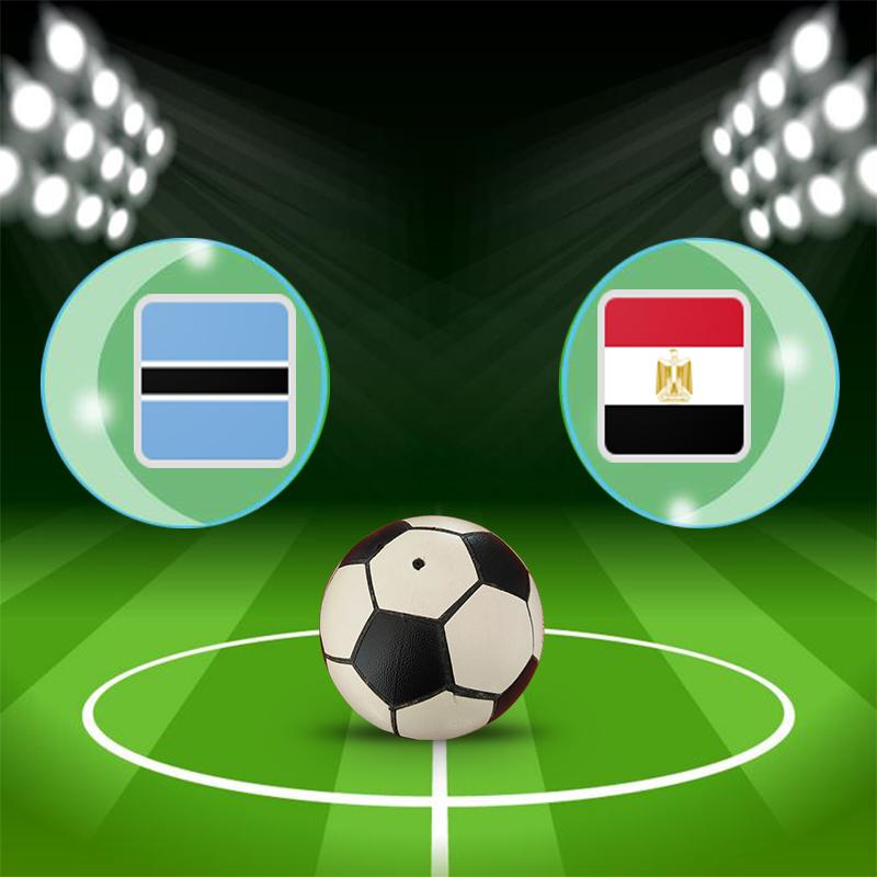 ستاد العرب يلا شوت رابط مشاهدة مباراة مصر وبتسوانا بث