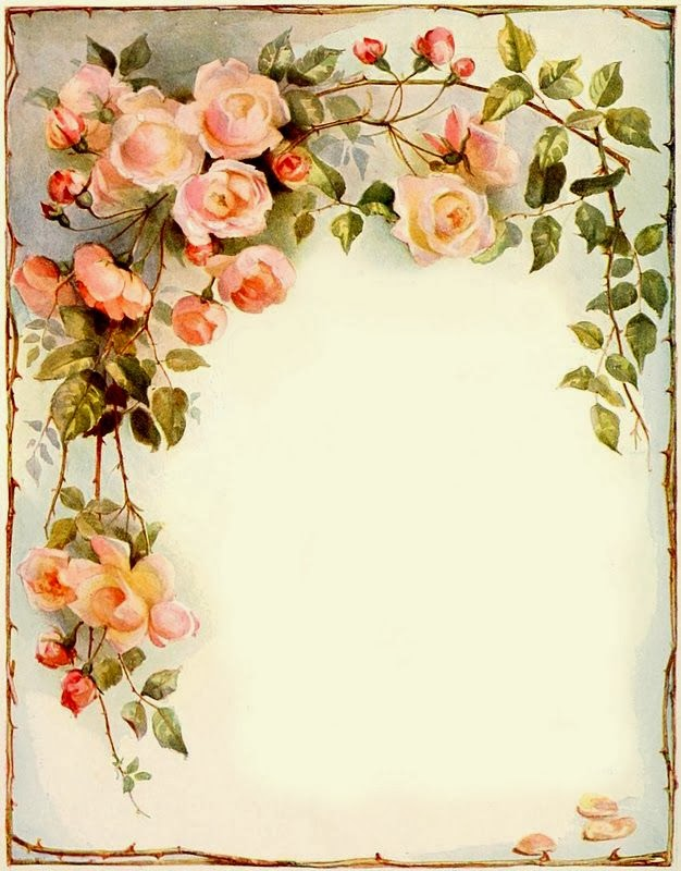 printable decoupage wallpaper borders - photo #10