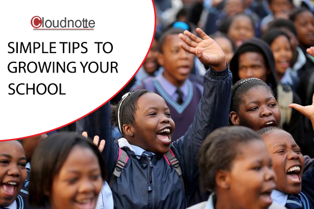 COMMON TIPS TO GROW YOUR SCHOOL