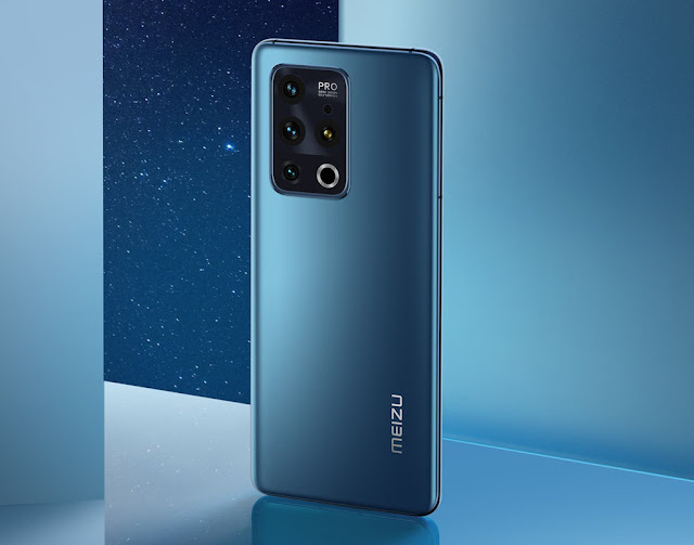 Meizu 18 and Meizu 18 Pro are Announced: 120Hz Screen, Snapdragon 888 and More Features