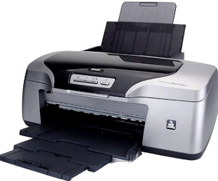 Epson Stylus Photo R800 Printer Driver Windows, Mac