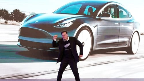Tesla sets a record for car sales in the third quarter of 2020