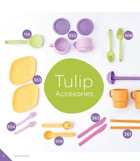 TULIP ACCESORIES - Katalog Tulipware 2019
