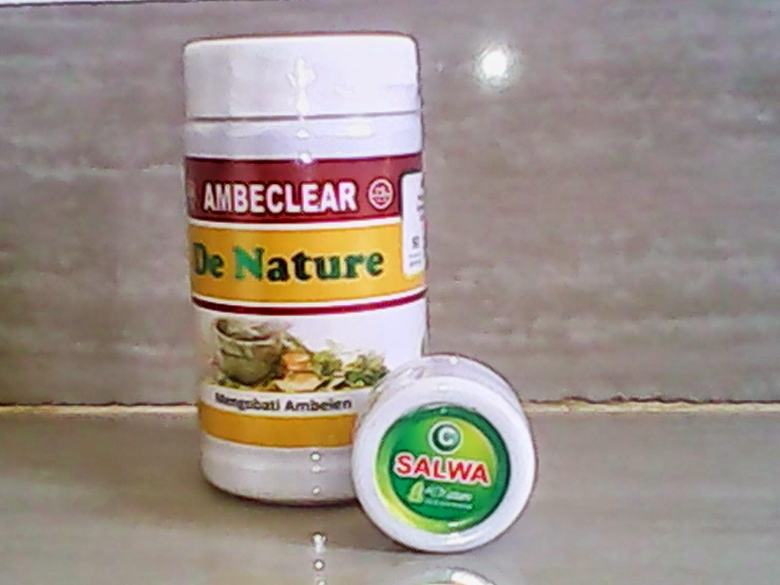Obat Wasir Ambeclear + Salep salwa
