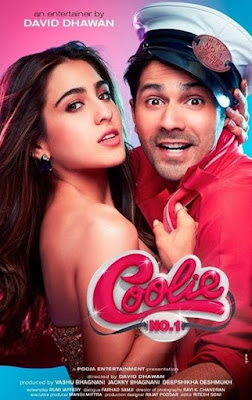 Coolie No. 1 (2020) Hindi 5.1ch 1080p WEB HDRip ESub 1.6Gb HEVC x265 10Bit