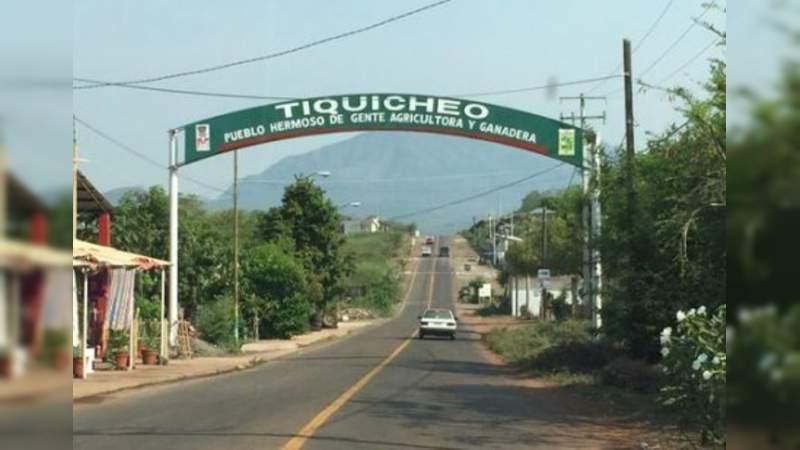 Habitantes de Tiquicheo, Michoacán, atrapados en la guerra del CJNG y Familia Michoacana: Piden presencia del gobierno