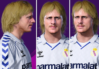 PES 2021 Faces Bernd Schuster by Alireza