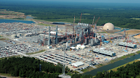 Southern Company's Kemper power plant, a carbon capture and storage facility in Mississippi is running years behind schedule and billions over budget (Photo Credit: XTUV0010) Click to Enlarge.