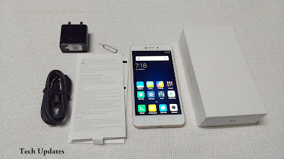 Xiaomi Redmi 4A Unboxing ,Photo Gallery & Hands On