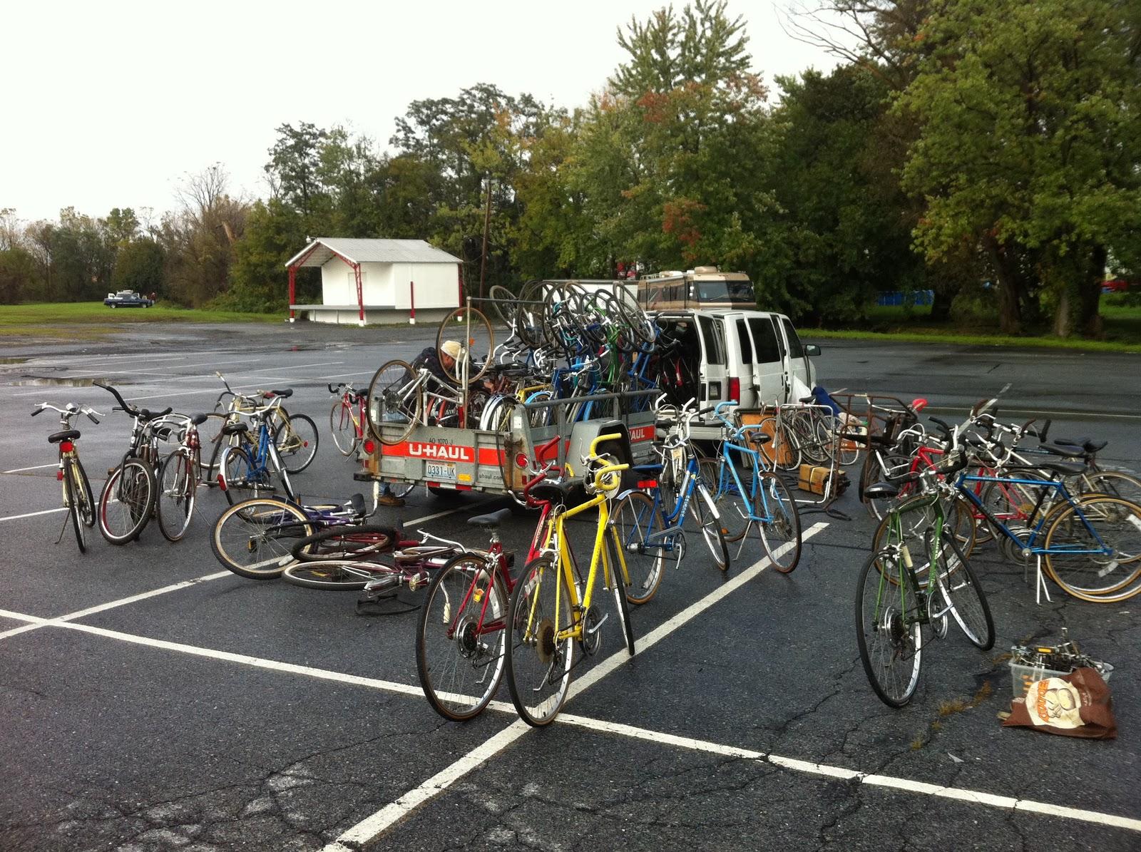 what is a bike swap meet