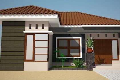 Desain Rumah Minimalis Modern 2020