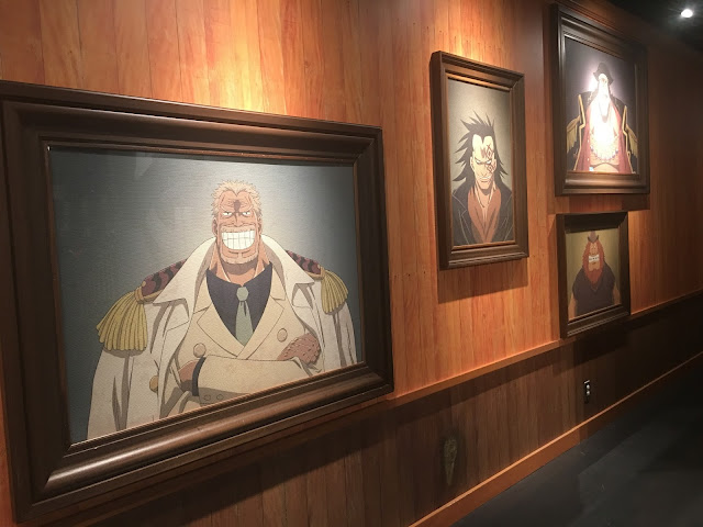 D Exhibition One Piece : Spending the day as a strawhat pirate at the one piece tokyo tower