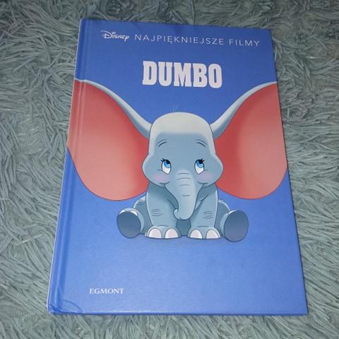 EGMONT- DUMBO. Disney Najpiękniejsze Filmy