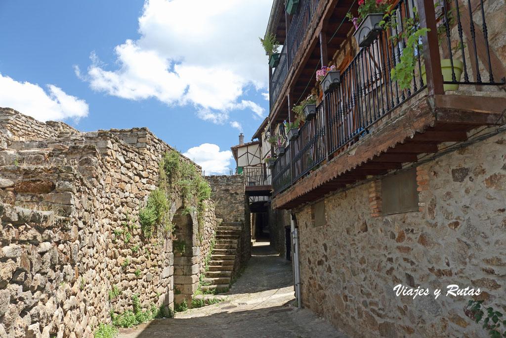 Puerta de Nuestra Señora de la Cuesta, Miranda del Castañar